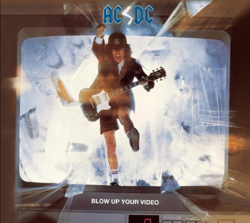 AC/DC - Blow up your video (LP) - Zortam Music