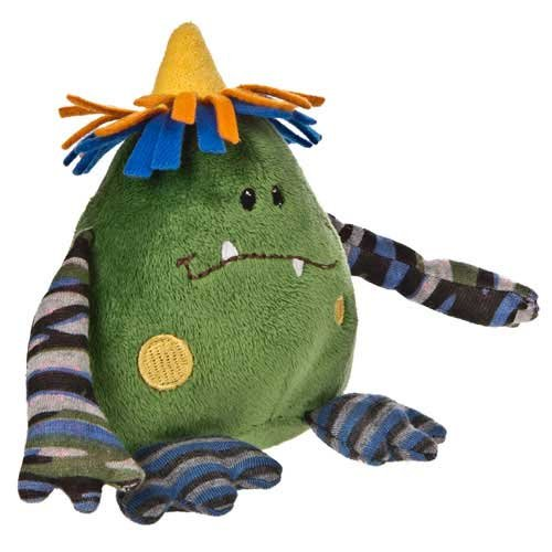 "Mary Meyer Thugz Little Green 5"" Plush Toy"
