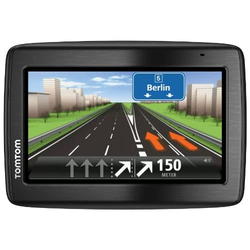 Navigation GPS TOMTOMVIA 130MNOIREUROPE 45 CARTE A VIE