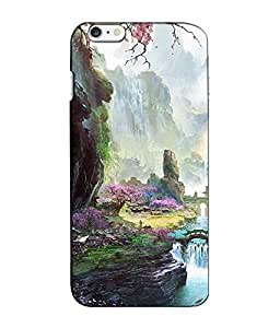 3D instyler DIGITAL PRINTED BACK COVER FOR APPLE I PHONE 6S PLUS
