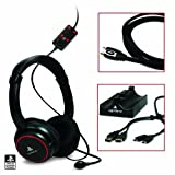 PS3 Officially Licensed 4Gamers Premium Gaming Headset KIT