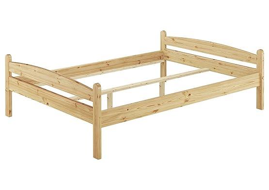 60.32-14 oR letto in legno di pino massiccio 140x200 cm