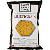 Food Should Taste Good Multigrain Tortilla Chips, 5.5 Oz