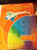 Texas Mathematics 3: Problem-Solving Practice Workbook (002106086X) by Glencoe