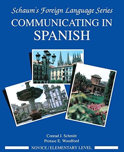 Foreign Language Fiction: Communicating In Spanish (Novice Level) Media Books Non