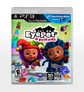 EyePet and Friends - PlayStation 3 Standard Edition