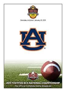 Amazon.com: 2011 Tostitos BCS National Championship - Auburn vs