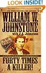 Forty Times a Killer: A Novel of John...