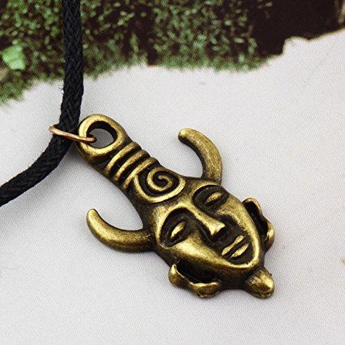 Supernatural protezione pendente amuleto Dean della collana!
