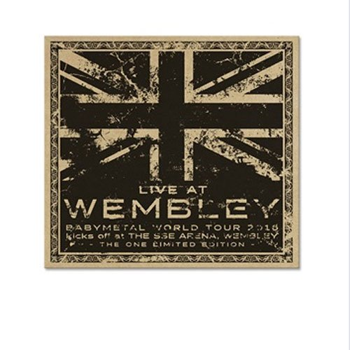 BABYMETAL Blu-ray 「LIVE AT WEMBLEY - THE ONE LIMITED EDITION -」
