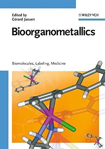 Bioorganometallics: Biomolecules, Labeling, Medicine