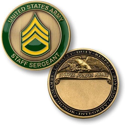 U.S. Army Staff Sergeant - 1