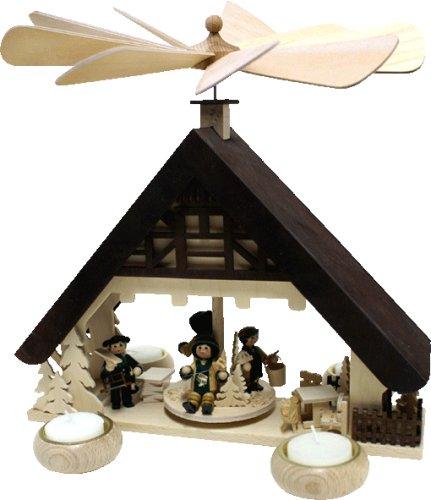 pyramide mit teelichtern preisvergleiche erfahrungsberichte und kauf bei nextag. Black Bedroom Furniture Sets. Home Design Ideas