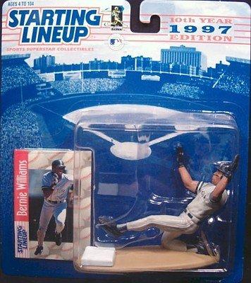 1997 Starting Lineup Bernie Williams NY Yankees