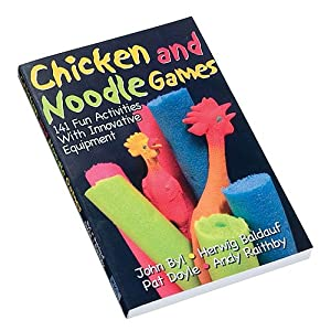 Human Kinetics Chicken and Noodle Games Book by Human Kinetics