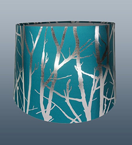 tree-pendant-teal-11-empire-drum-lampshade-for-celing-or-table-lamp