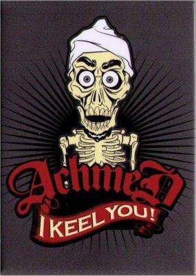 Jeff Dunham Achmed I Keel You Magnet JM4004