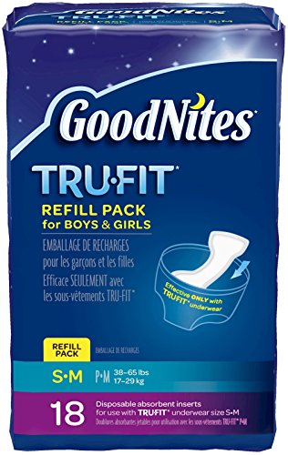 Goodnites Tru-Fit Disposable Inserts Underwear