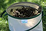 Garden Bag: Leaf Bags, Best for Leaves, Weeds, Laundry and Outdoor Trash Bags 30 Gallon by Careful Gardener