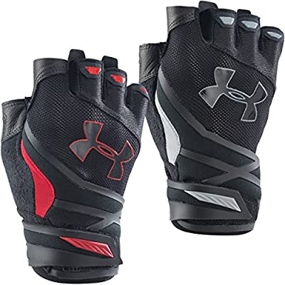 Under Armour 2015 Mens UA Resistor Training Gloves Support Gym Weight Lifting by Under Armour