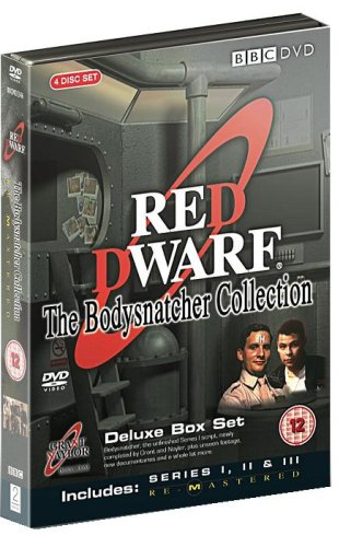 Red Dwarf – The Bodysnatcher Collection : BBC