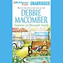 Summer on Blossom Street Audiobook by Debbie Macomber Narrated by  Delilah