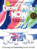 img - for Draw Write Now, Book 4: The Polar Regions, Arctic, Antarctic (Draw-Write-Now) book / textbook / text book