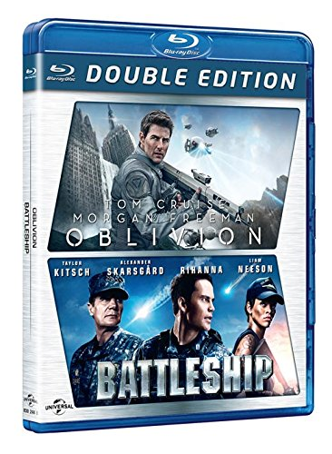 Oblivion + Battleship [Blu-ray] [IT Import]