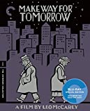 Make Way for Tomorrow [Blu-ray]