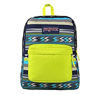 Jansport Superbreak Navy Super Stripe