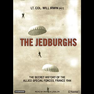 The Jedburghs Audiobook