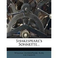 Shakespeare's Sonnette