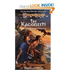 The Kagonesti (Dragonlance Lost Histories, Vol. 1) by Douglas Niles