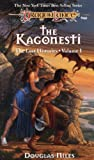 The Kagonesti (Dragonlance Lost Histories, Vol. 1) (0786900911) by Niles, Douglas