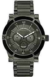 Marc Ecko Men's Plated Stainless Steel Quartz Watch M20030G1