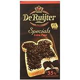 2 Box De Ruijter Originals Extra Puur Hagelslag (Specails Extra Puur vol van smaak /Special Extra Dark Chocolate Sprinkles) 35% meer cacaobestanddelen dan De Ruijter Chocoladehagelslag Puur.