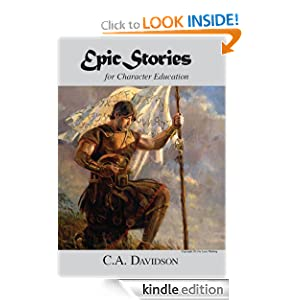 Epic Stories for Character Education