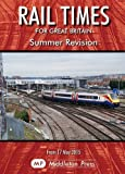 Rail Times for Great Britain - Summer Revision 2015 - Valid from 17 May 2015