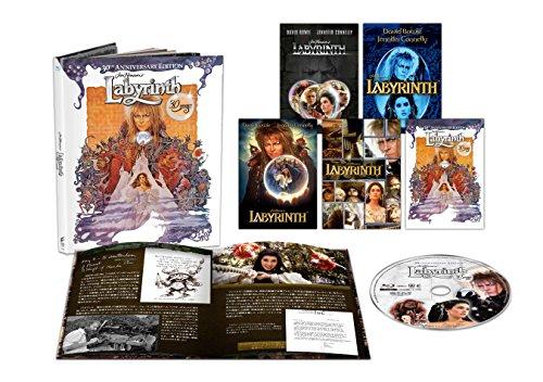 ラビリンス 魔王の迷宮 30周年アニバーサリー・エディション ブルーレイ 【初回生産限定】 [Blu-ray]