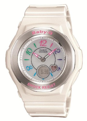 CASIO Baby-G Tripper Tough Solar PowerWomen's Radio-Controlled Wrist Watch MULTIBAND 6 BGA-1020-7BJF