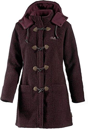 Damen Outdoor-Mantel / Kurzmantel / Wintermantel mit Kapuze Milton Coat Women