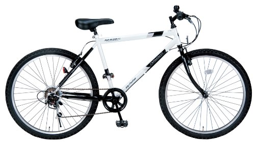 My Pallas(マイパラス) マウンテンバイク26インチ6段変速 カラー/ホワイト M-610S-W