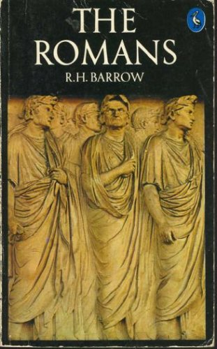 The Romans (Pelican), R. H. Barrow