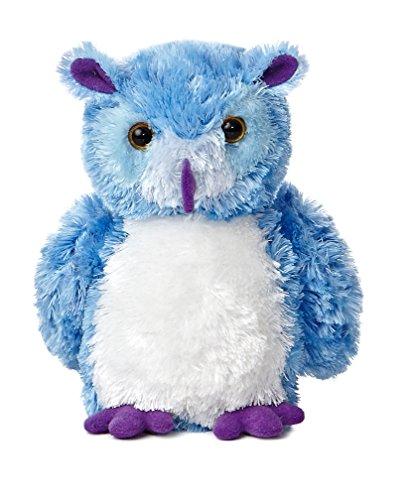 "Hoots Blue Owl 8"" by Aurora"