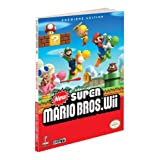 New Super Mario Bros Wii Official Game Guidedi Prima Games