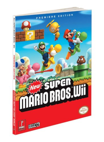 Cheap Video Games Stores New Super Mario Bros (Wii): Prima Official Game Guide (Prima Official Game Guides)