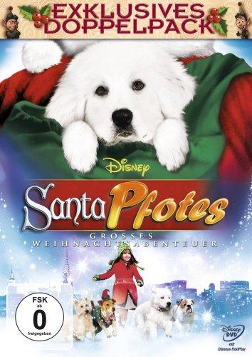 Weihnachtspack 10 - Santa Pfotes großes Weihnachtsabenteuer + Elfen helfen [2 DVDs]