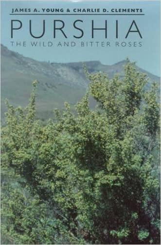 Purshia: The Wild And Bitter Roses
