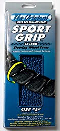 Superior 58-0450L Sport Grip Steering Wheel Cover, Size \