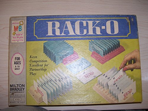 Racko 1961 Card Game - 1